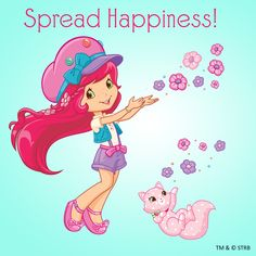 Spread happiness today