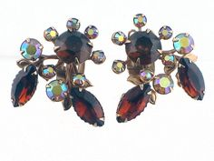 Vendome Navette Earrings