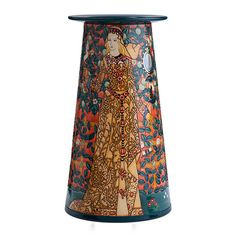 Dennis Chinaworks pottery designed by Sally Tuffin. This Cluny design was produced from It is a numbered edition limited to Pottery Designs, Pottery Vase, Luster, Sally, Pattern, Art, Art Background, Kunst, Gcse Art