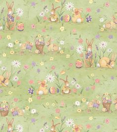 Holiday Inspirations Susan Winget Meadow Bunnies