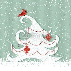 Sfondo natalizio - Christmas background
