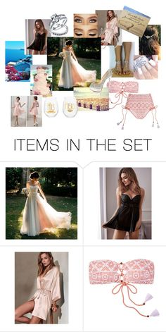 """Dream Wedding"" by kat-456 ❤ liked on Polyvore featuring art"