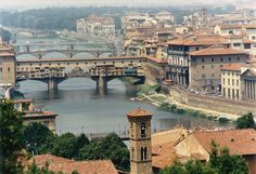 River Arno, Florence - Florence, Florence