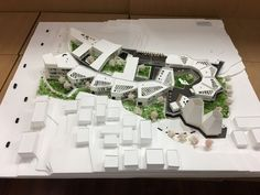 #LandscapeModel  #architecturedaily #architecturedose #architecturelife #architectures Concept Models Architecture, Architecture Life, Landscape Architecture Design, Sustainable Architecture, Architecture Details, Kindergarten Design, Landscape Model, Design Apartment, Arch Model