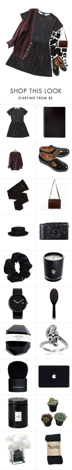 """""""i know nothing"""" by xambergurlx ❤ liked on Polyvore featuring Topshop, Trasparenze, CASSETTE, Christys', American Apparel, Lisa Carrier, Alessi, GHD, Tressa and Givenchy"""