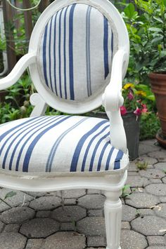 darling chair makeover