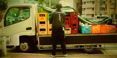 Delivery. Kobe, Japan. 19dec14.