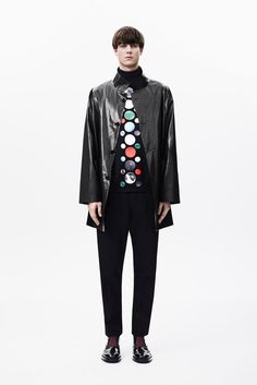 Christopher Kane Fall 2014 Menswear - Collection - Gallery - Look - Style.com