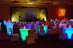 Cool tables, great event idea #eventprofs #meetingprofs kalaharimeetings.com