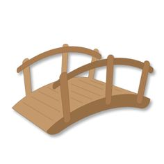 """free SVG for SCAL """"foot bridge"""""""