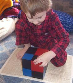 DIY Binomial Cube