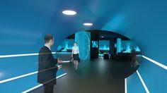 Projects - Siemens MindSphere Lounge |Triad Berlin