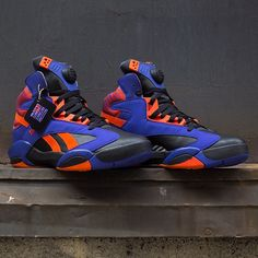 The @Shannon Bellanca Quigley Attaq Phoenix Suns Big #Shaqtus #Sneaker!