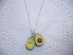 Avocado necklace!!!