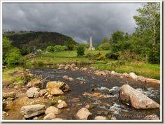 Wicklow Mountains - Glendalough(Leinster, Ireland)