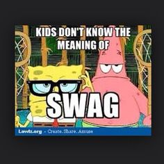 SpongeBob and Patrick know more than us! A LOT MORE!!!!