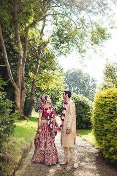 Punjabi Hindu Fusion Wedding | Secret Wedding Blog