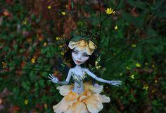 Flower Fairy Misaki by Magic-by-Mie