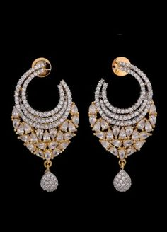 Image result for small bali diamond earrings