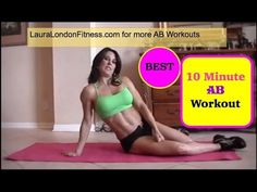 Visit my Fitness Website: http://LauraLondonFitness.com Facebook: http://facebook.com/LauraLondonFitness Need A GYM BOSS TIMER, CLICK HERE: http://interneka....