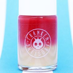 Cherry Pop Color Changing Nail Polish