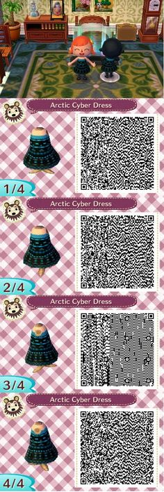 Arctic Cyber Dress ~Created by Ashley~