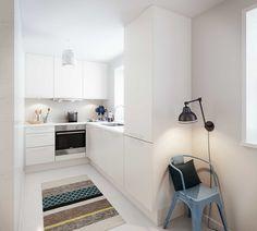 Pieni keittiö - Pienen keittiön sisustaminen - HTH