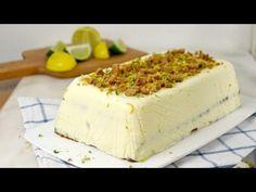 Tarta fría de leche condensada, limón y galletas ¡Sin horno ni gelatina! - YouTube