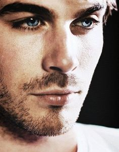 Ian Somerhalder ~ Damon Salvatore