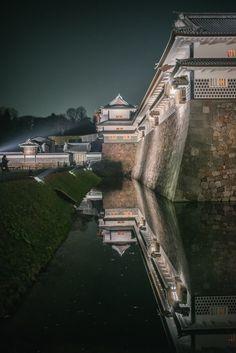 Kanazawa Castle, Ishikawa, Japan 金沢城公園 | Marc and Porter Photography