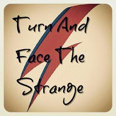 Favorite David Bowie lyric EVER!