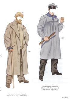 Sherlock Holmes http://www.pinterest.com/pearlswithplaid/paper-dolls-for-real/