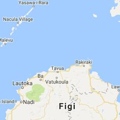 The official website of Tourism Fiji