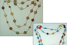 Knotted Necklace | Funky Hannahs, December 10, 2013