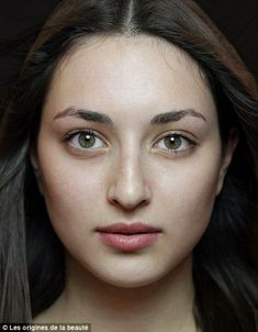 The photographer says her project is 'a way to draw attention to all the ethnicities, regardless of their population or official status'. Pictured  Jewish