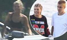 Sofia Richie, 17, spotted leaving Justin Bieber's home in the morning