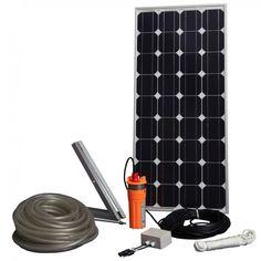 Sunforce Products Inc Lawn Garden 80w Solar Water Pump Solar Water Pump House Supplies Barn Apartment