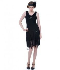 Flapper Dress for a Gatsby party!