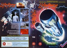 Lifeforce (Cover VHS)