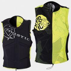 Impact Vest Transform Reversible Wakeboard Vest