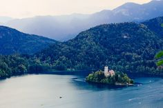Lake Bled Island and other day trips in Slovenia