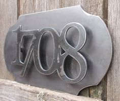Hey, I found this really awesome Etsy listing at https://www.etsy.com/listing/86120221/custom-metal-house-numbers-pop-out-on