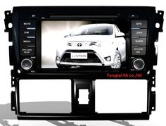 "7""Android 5.1.1 for Toyota vois and yaris 2014 car dvd,gps navigation 3G,4 core,16G,1024 x 600,Russian,English"