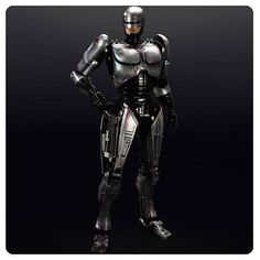 Robocop 1987 Movie Play Arts Kai Action Figure