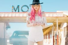Carefree Festival Lookbooks - The Missguided Desert Wanderer Collection is Boldly Bohemian (GALLERY)