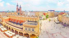 10 Best Things To Do in Krakow Poland — Krakow Travel Guide Nuremberg Castle, Visit Krakow, Invasion Of Poland, Krakow Poland, Old Town Square, Medieval Town, Most Beautiful Cities, Travel Alone, Foodie Travel