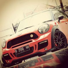 DUELLE AG MINI COUNTRYMAN