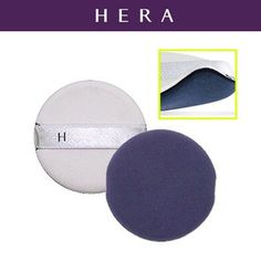 HERA Mist Cushion Puff 2EA / Amorepacific air cushion puff Sulwhasoo IOPE #Hera