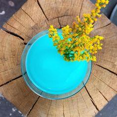 "111 mentions J'aime, 4 commentaires - Bisou Paris (@bar_bisou) sur Instagram: ""Whatever they say, summer is still here. New slushy: Gin, Elderflower & alien blood."""