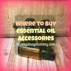 Here's a list of online shops, stores that sell Essential Oil Accessories and tools for your essential oil DIY Projects like blends, rollers, lotions, soaps Buy Essential Oils, Rollers, Lotions, Deodorant, Soaps, Essentials, Diy Projects, Perfume, Stuff To Buy